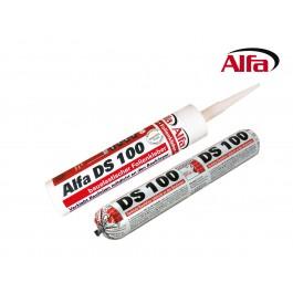 Alfa DS100 Folienkleber für Dampfsperren als Kartusche oder Schlauchbeutel